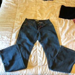 Denim - Twisted X jeans , worn once